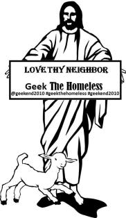 Geek the Homeless