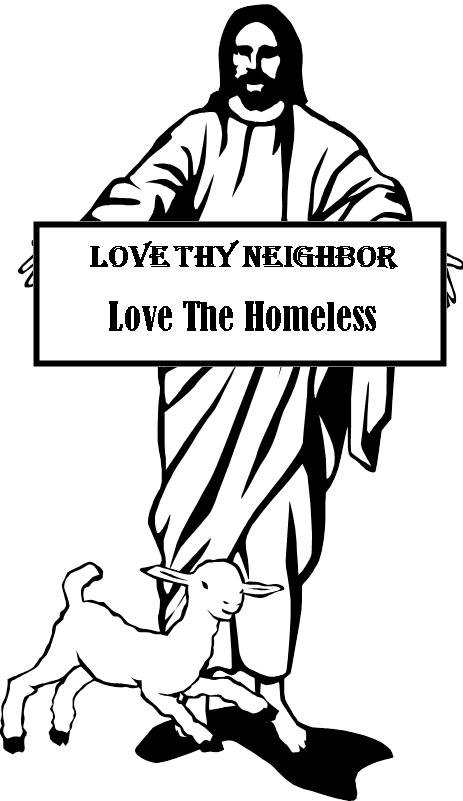 "Advocating for ""Loving the Homeless"""