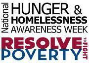 National Hunger & Homelessness Awareness Week  2013